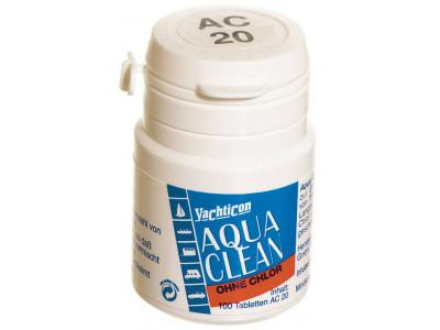 Veden säilöntätabletti Aqua Clean, 20l